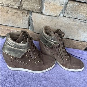 Guess wedge sneakers